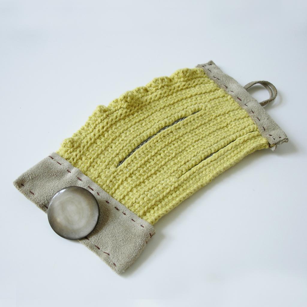 Creative Crocheted Cuffs By Marie