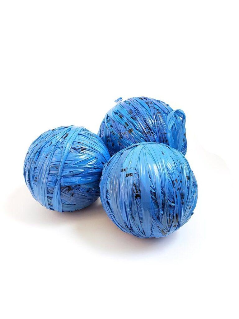 Plastic + Yarn = PLARN! #plarn