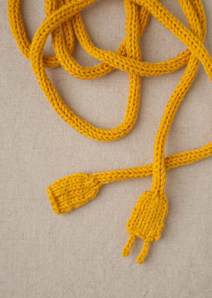 Get the pattern, designed by knitknit #knitting