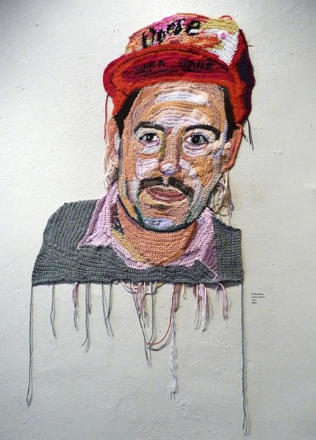 Jo Hamilton Crochets PORTRAITS!