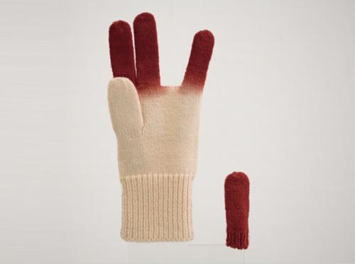 Odd Gloves – 'Peggy' Created By Freddie Robins