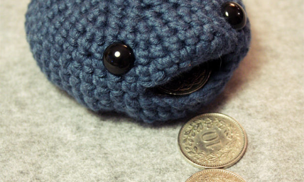 Bet You Never Imagined a Crochet Coin Purse Could Be So Cute!
