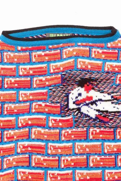 Jim Drain's Ninja Bricks Sweater