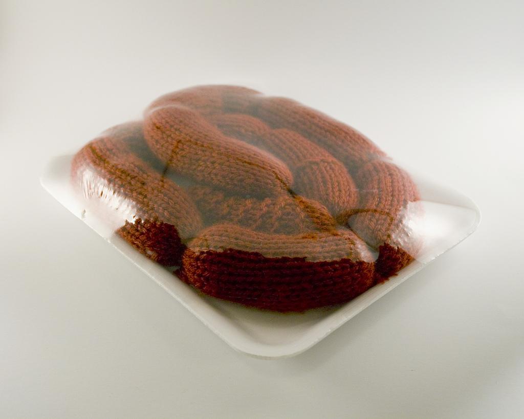 Knit Meat By Stephanie Casper
