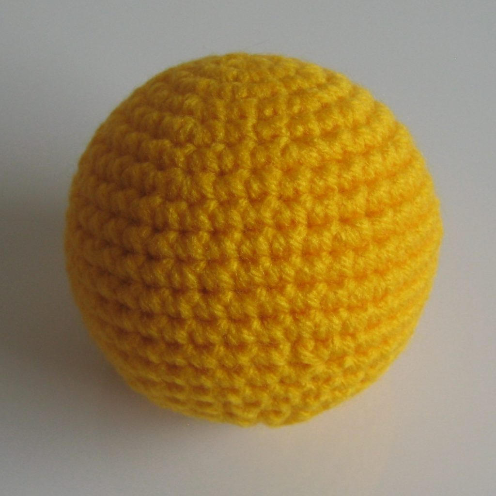 Crochet a Mathematically Correct Sphere - FREE Pattern!