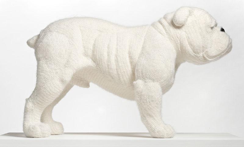 Shauna Richardson's 'Crochetdermy' is Incredible