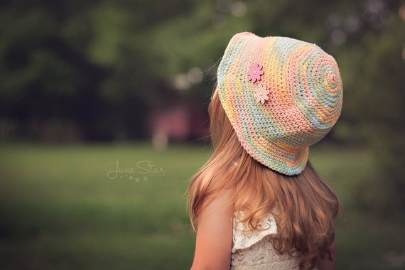 Sun Hat Pattern, get the pattern from Natalya1905