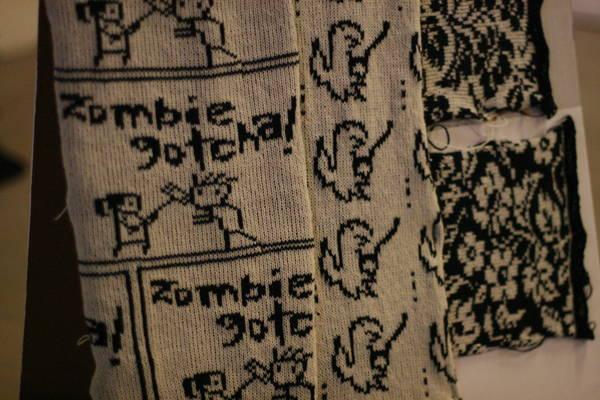 Banjo Dinosaur Knitting Adventure Game Includes Knitting!