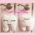 Crochet a Tooth Fairy Pillow – Keep a Tooth Safe Until She Arrives!