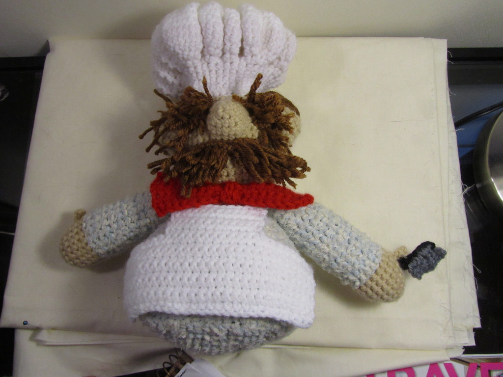 Swedish Chef Says, 'Meety Bolls Forr Eveeryvan Forr Valentine's!'