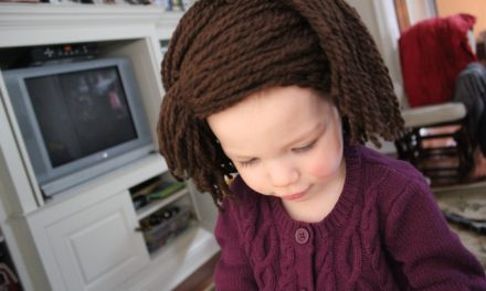 Got a Bald Baby? Crochet a Baldy Baby Hat – So Adorable and the Pattern is FREE!