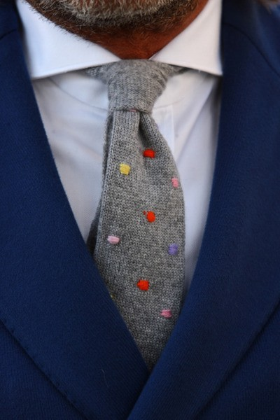 Check Out This Knit Tie ... It's *Not* Craptastic!