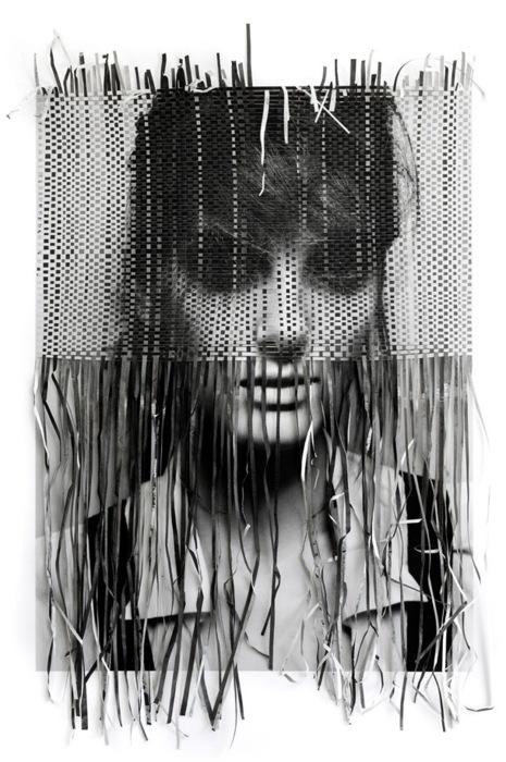 Jennifer Berning's Incredible Paper Weaving...