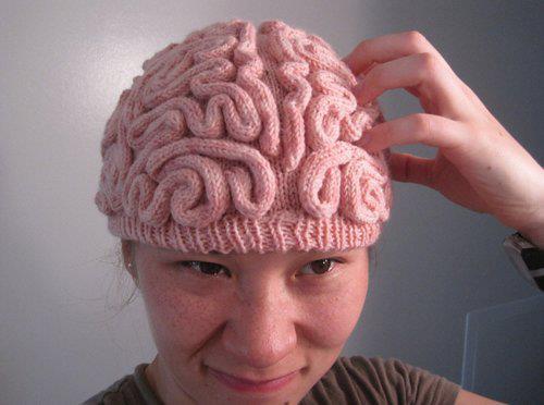 12e1d55db1c Knit a Zombie Brain Hat ... So Good!