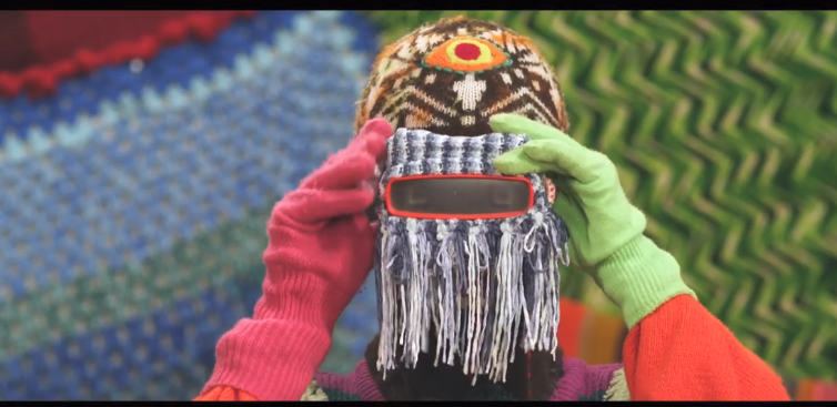 "Seventeen Evergreen's ""Polarity Song"" – Music Video With Lots of Knitwear!"