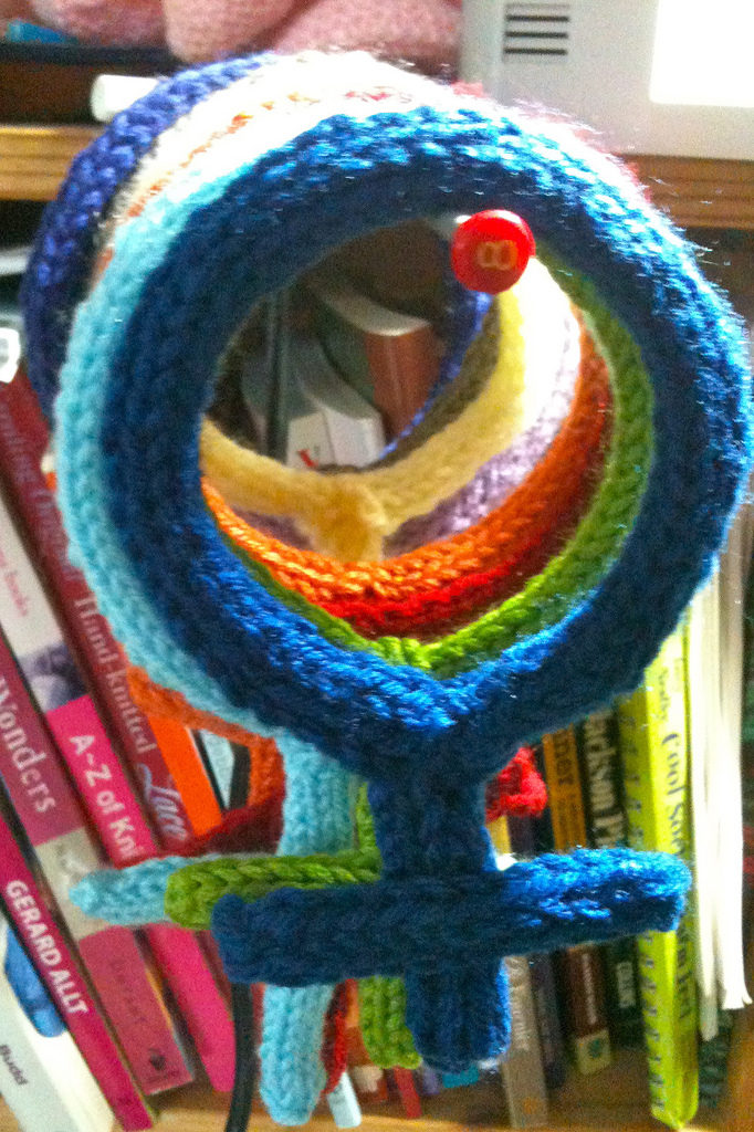 International Women's Day Is Coming March 8th, What Are You Knitting?