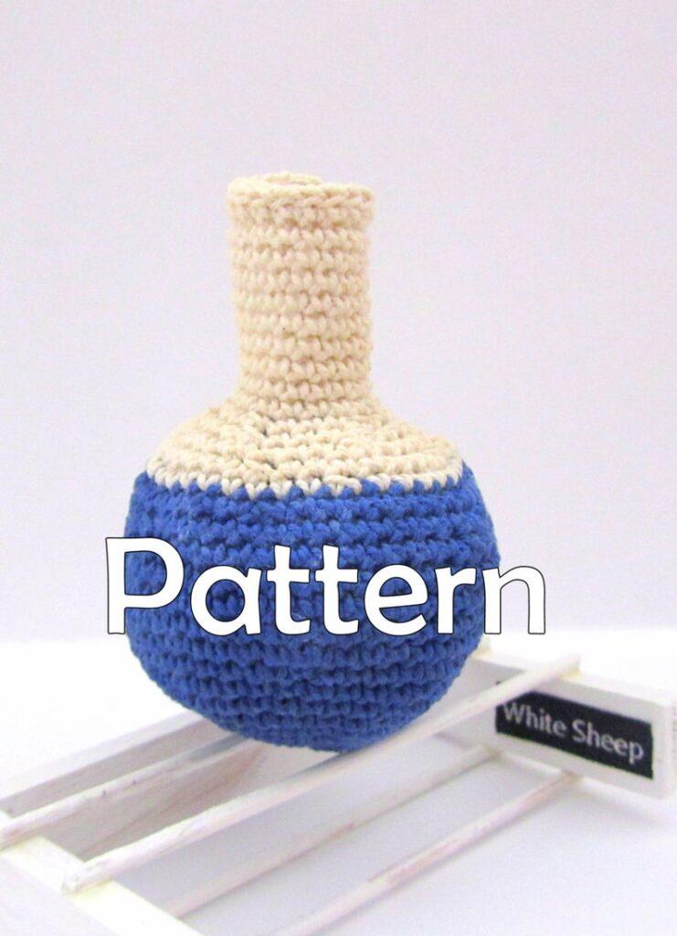 crochet amigurumi patterns by white sheep shop