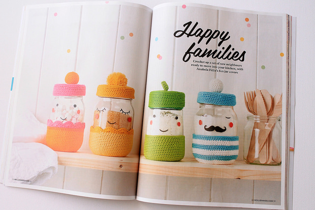 Anabela Felix's Upcycled Jars Add An Adorable Element to Any Kitchen