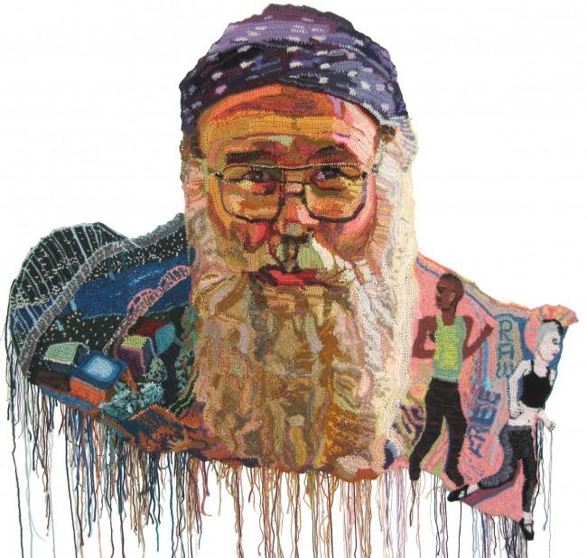 Jo Hamilton's Crochet Portraits