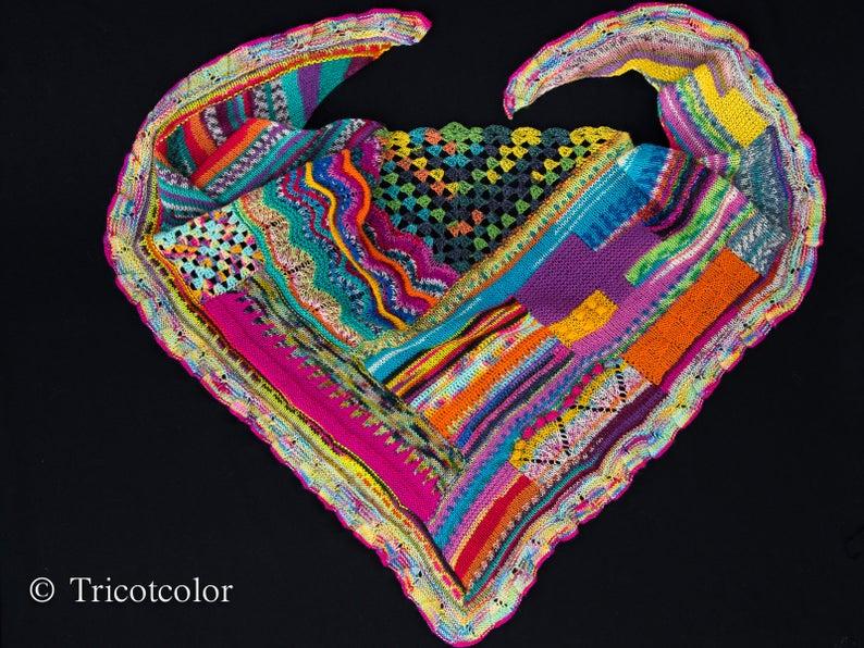 Knitwear By Helene Seners aka Tricotcolor