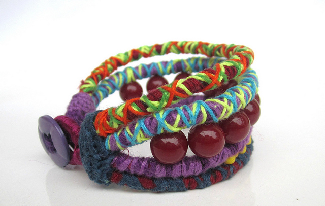 Stashbuster Alert! This Cute Bracelet is Perfect!