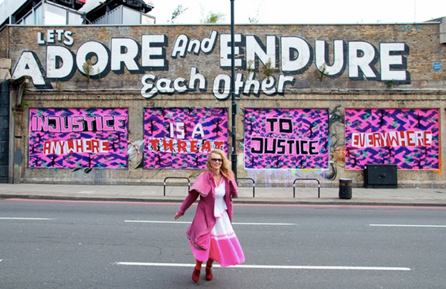 'Injustice Anywhere is a Threat To Justice Everywhere ...'