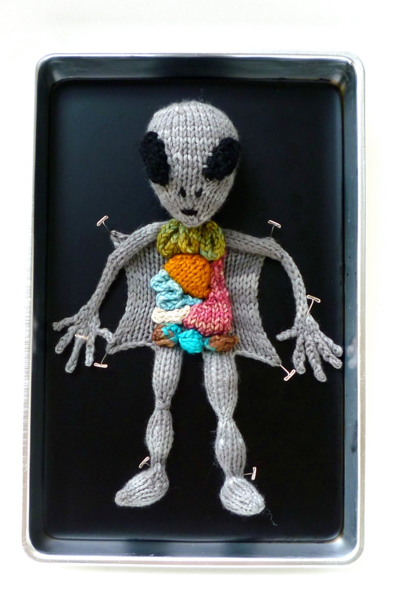 Get the pattern by Emily Stoneking aka aKNITomy #knitting