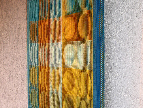 Fantastic Illusion Knitting! Get The Pattern, 'Squares That Look Round' Designed By Woolly Thoughts
