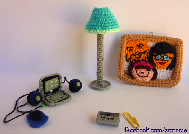 Amazing Stop Motion Amigurumi Action By Zurecia