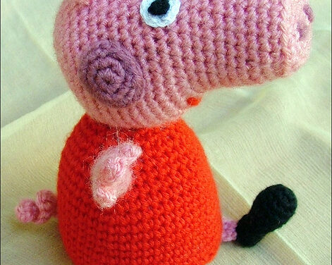 Perky Peppa Pig Amigurumi, You Can Crochet One Too!