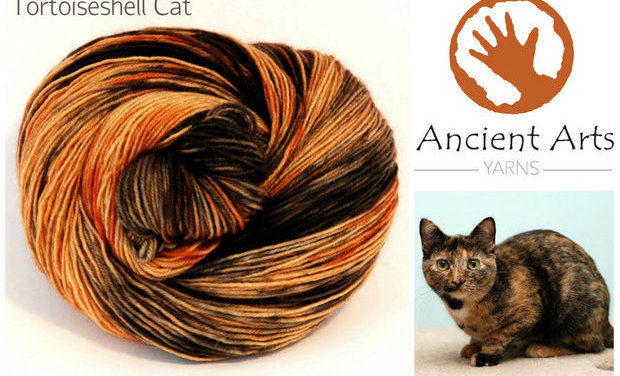 First they invaded the interwebs, and now they've taken over knitting – everything is about CATS!