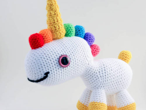 RoxyCraft's rainbow unicorn