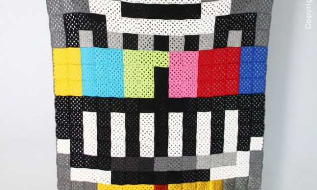 """""""TV"""" from the Pixelplaid series"""