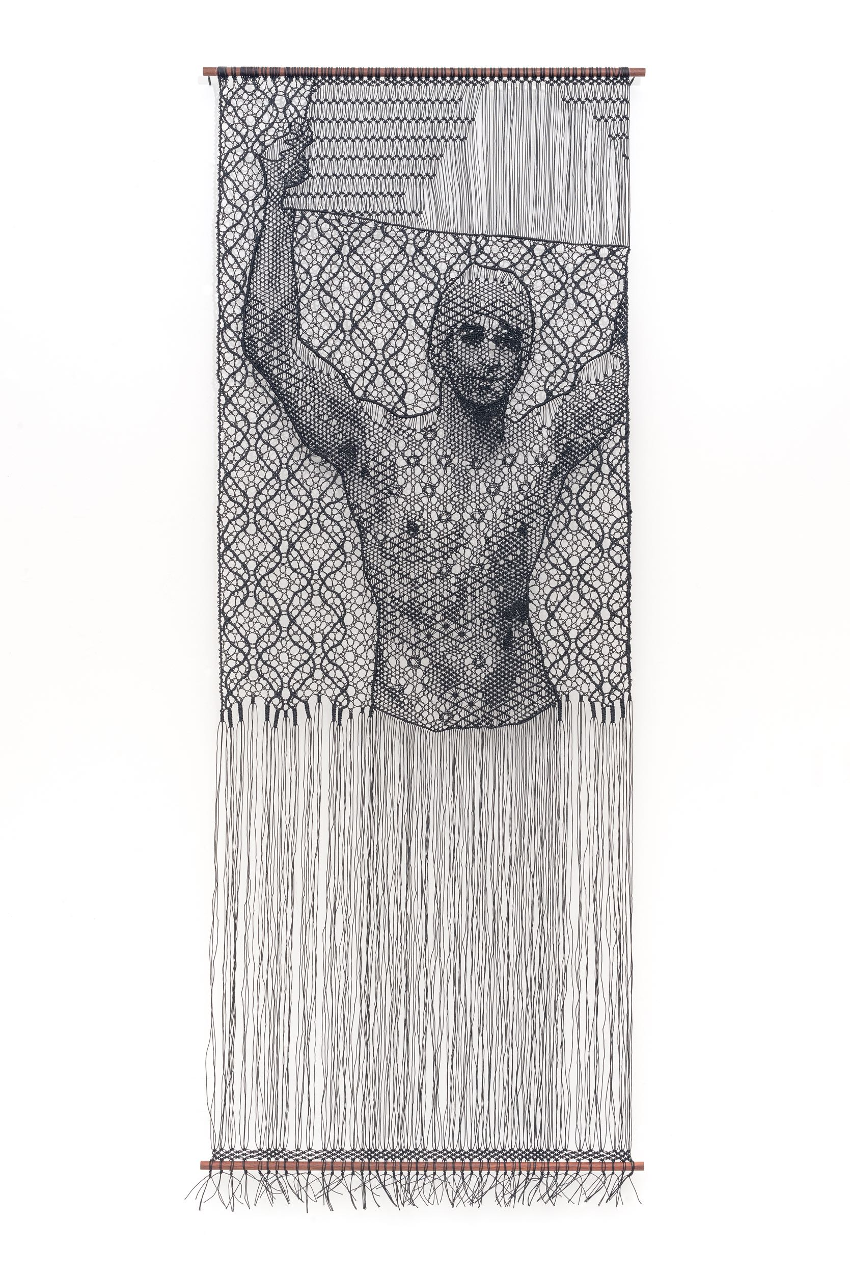 Updated: Pierre Fouché's Intricate Photographic Lace Can Take Years To Complete