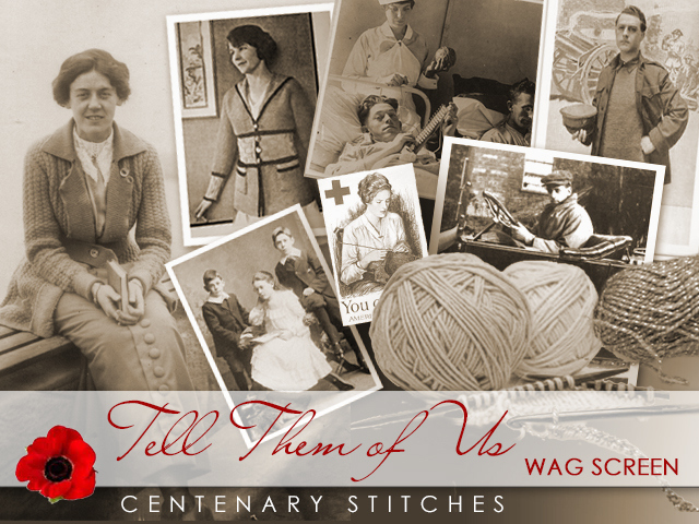 "Documentary ""Tell Them of Us"" Needs Your Help to Buy More Yarn!"