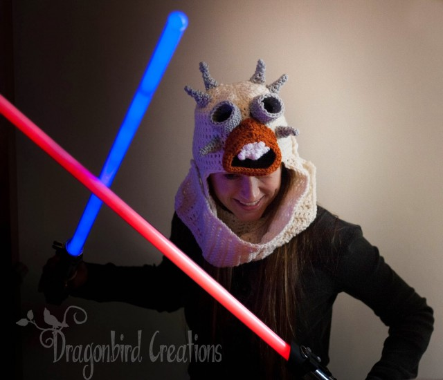 Tusken Raider Hat Inspired by Star Wars via Dragonbird Creations – FREE Crochet Pattern!