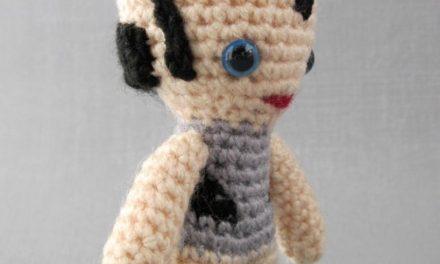 Amazing Leesub Sirln Amigurumi by Lucyravenscar – Star Wars Crochet Always Makes My Day!