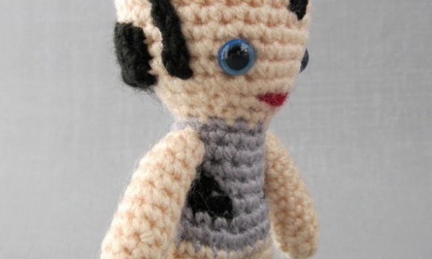 Amazing Leesub Sirln Amigurumi by Lucyravenscar – Star Wars Crochet Always Makes My Day!