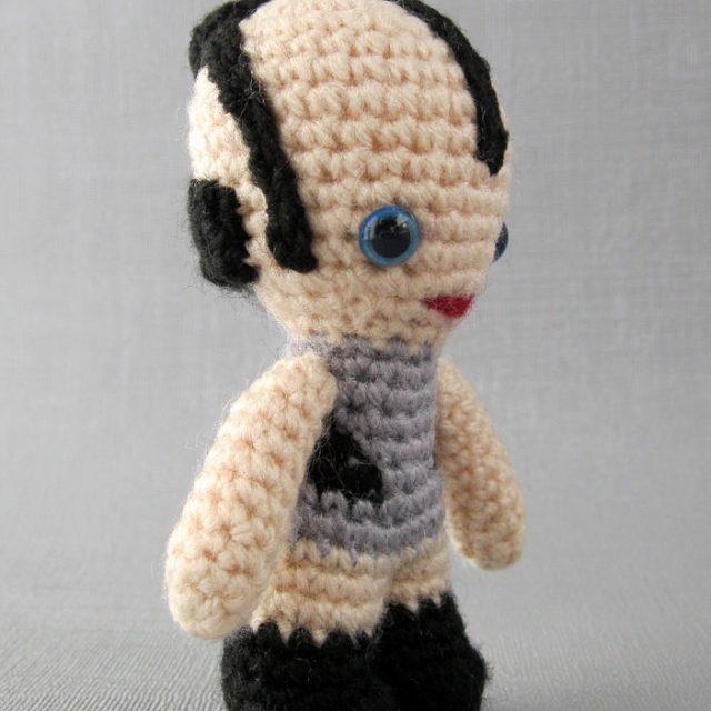 Amazing Leesub Sirln Amigurumi by Lucy Ravenscar – Star Wars Crochet Always Makes My Day!