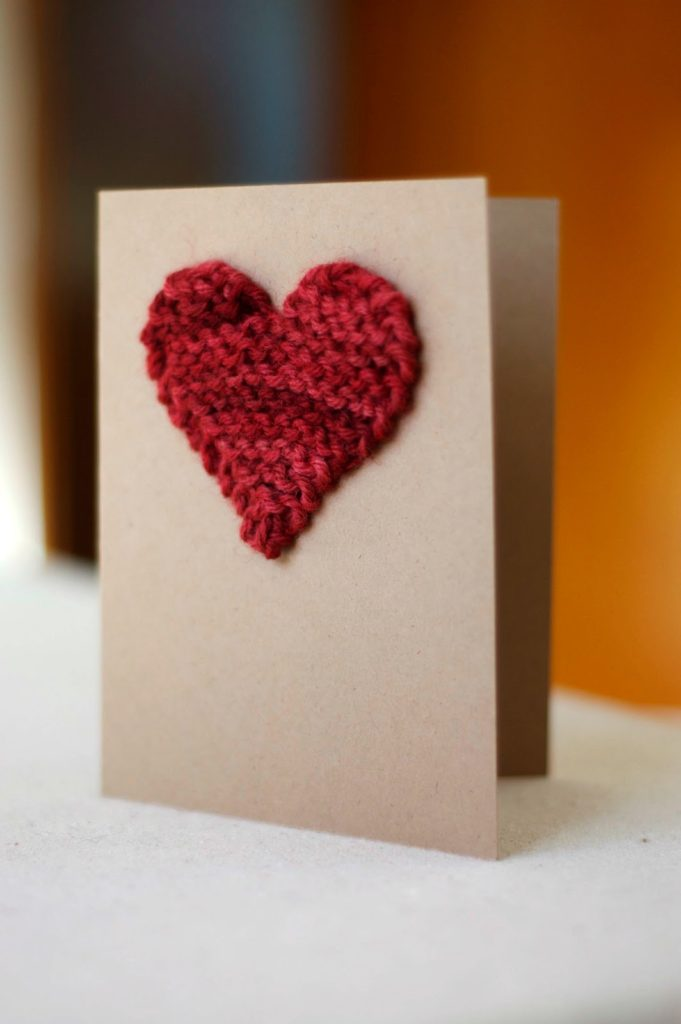 Clever Little Valentine's Day Hearts - Knit 'Em Up Quick With a Free Pattern!