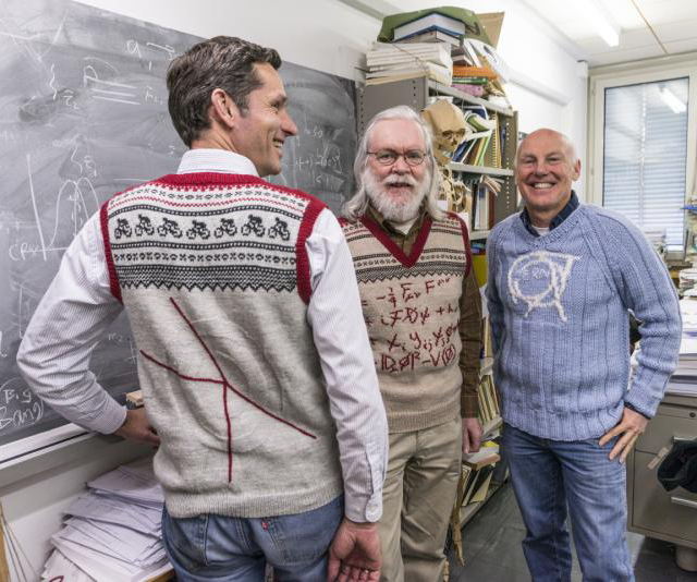 CERN-Themed Knitwear is REAL! (aka European Organization for Nuclear Research)