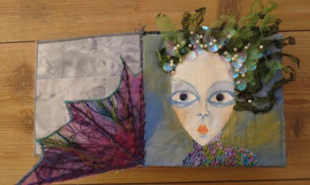Annet's Fantastic Fantasy Fabric Book – DIY WOW!