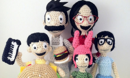 Bob's Burgers in Knit and Crochet!