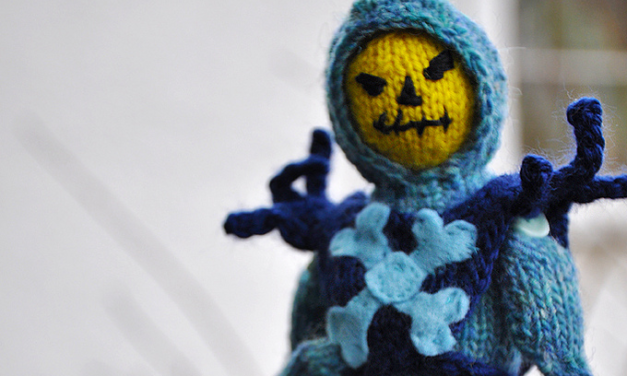 She Knit a Skeletor – Archenemy of He-Man