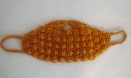 Crochet Beard – free pattern