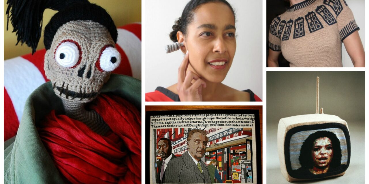 As Seen On TV … 11 Knit & Crochet Projects Inspired By Movies & Television