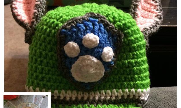 Finn's Pick: Paw Patrol Hat by Denise