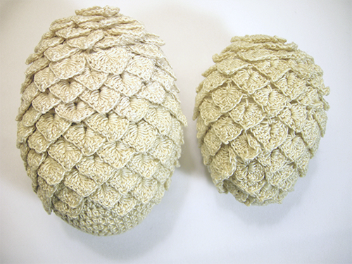 Crochet a Game of Thrones Dragon Egg   FREE pattern and ...