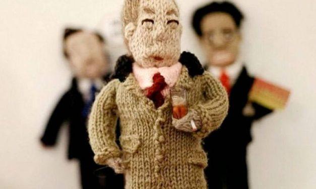 Nigel Farage, Prefer Knit Or Crochet?