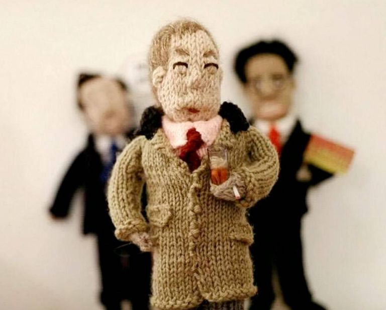 Nigel Farage, Prefer Knit Or Crochet?